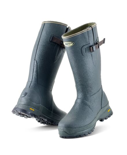 Grubs Speyline 4.0 Wellington Boot Moss Green