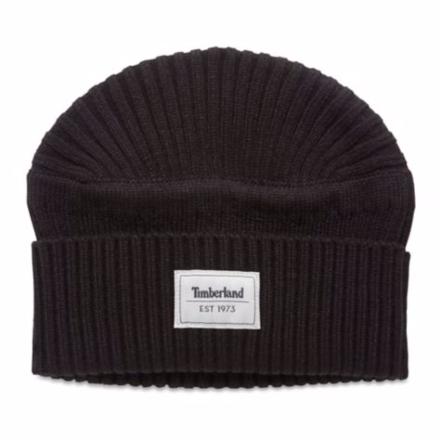 Timberland Gulf Beach Beanie Hat Black