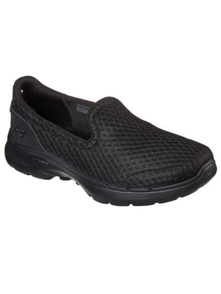 Skechers Go Walk 6-Big Splash Black