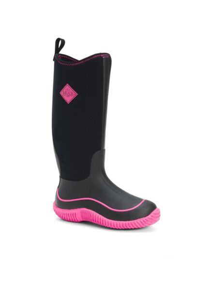 Muck Boot Hale Boots Black/Pink