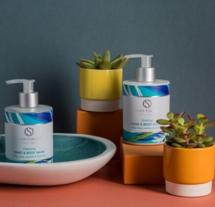Made For Life Organics Hand & Body Wash 300ml