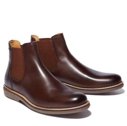 Timberland Hannover Hill Chelsea Boot Potting Soil