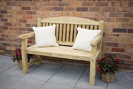 Forest Gardens Harvington Bench 4'