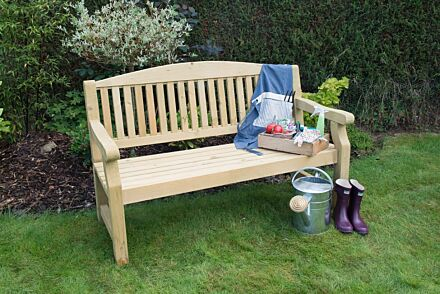 Forest Gardens Harvington Bench 5'