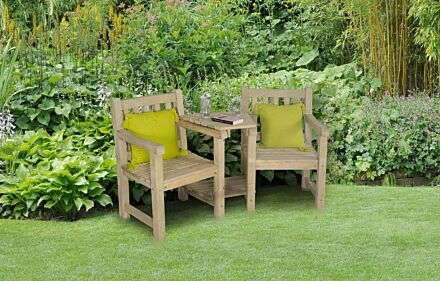 Forest Gardens Harvington Love Seat