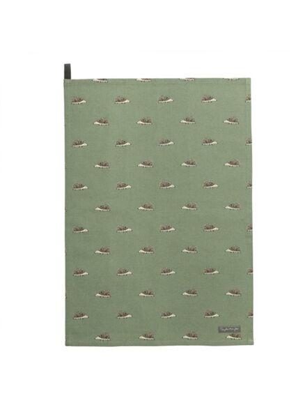 Sophie Allport Hedgehogs Tea Towel