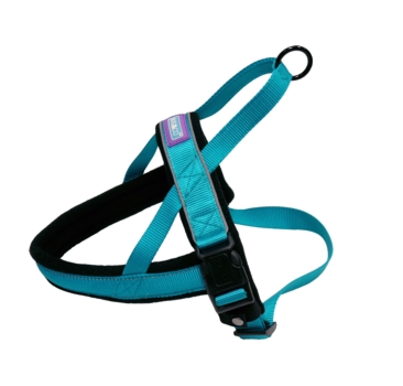 Hemmo & Co Dog Harness Aqua