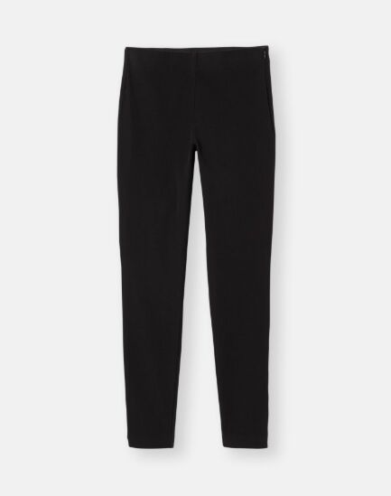 Joules Hepworth Pull on Stretch Trousers True Black