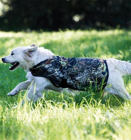 Horseware Rambo Camouflage Dog Blanket Green