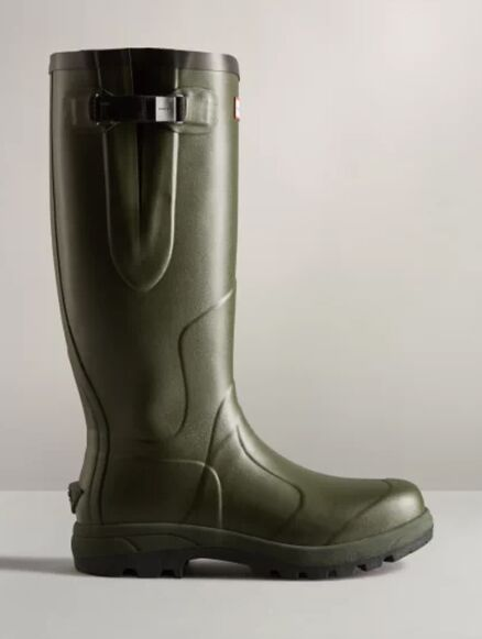 Hunter Balmoral Classic Unisex Boot Dark Olive