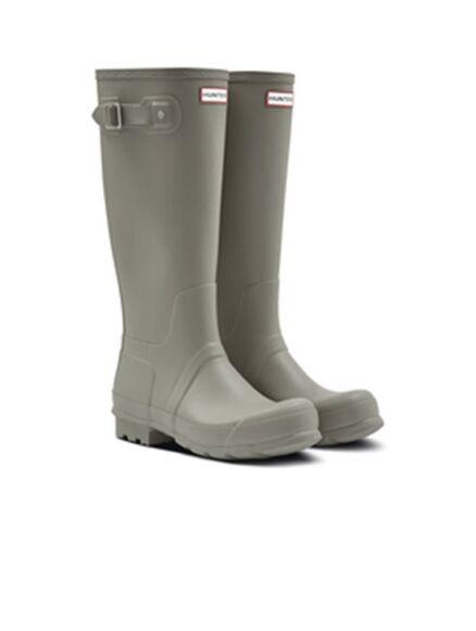 Hunter Men's Original Tall Boot Docker Grey