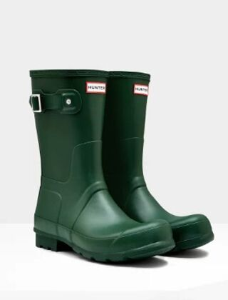 Hunter Men's Original Short Boot Hunter Green