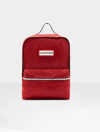 Hunter Original Kids Backpack Military Red