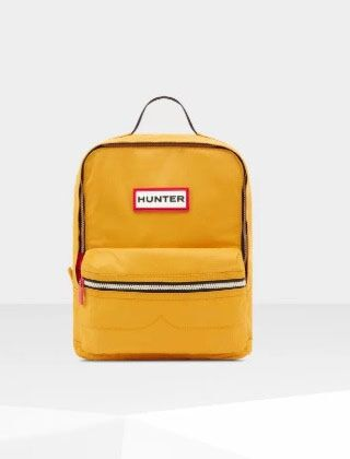 Hunter Original Kids Backpack Yellow