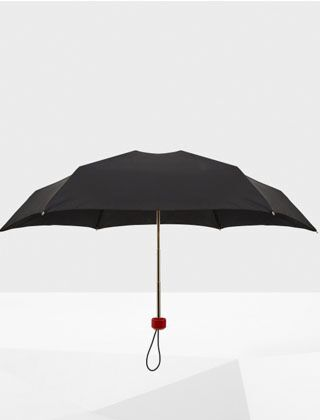Hunter Original Mini Compact Umbrella Black