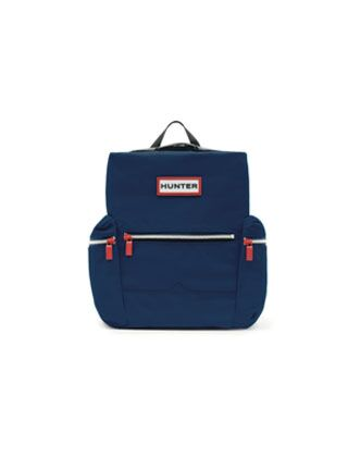 Hunter Original Mini Topclip Backpack Nylon Peak Blue