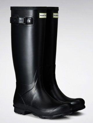 Hunter Women's Norris Field Boot Black