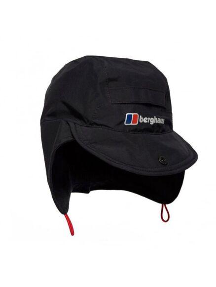 Berghaus Hydroshell Cap Unisex Black