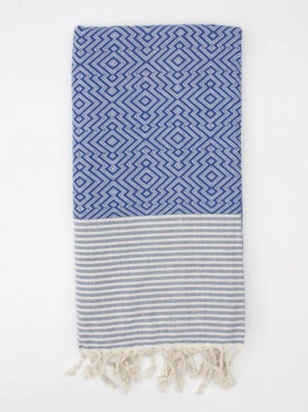 Bohemia Design Inca Hammam Towel Blue