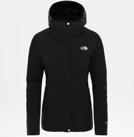 The North Face Women's Inlux Insulated Jacket TNF Black