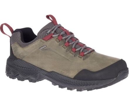 Merrell Forestbound Waterproof Walking Shoe Merrell Grey
