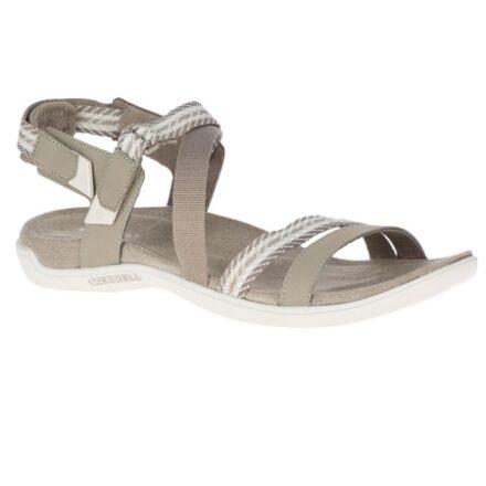Merrell District Mendi Backstrap Sandals Brindle