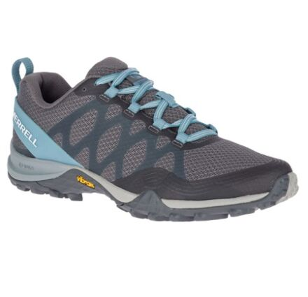 Merrell Siren 3 Ventilator Hiking Shoes Blue Smoke