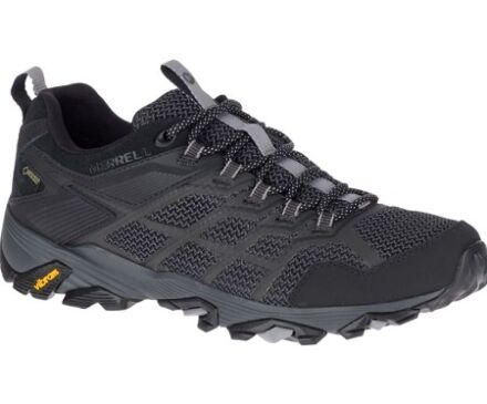 Merrell Moab FST 2 Gore-Tex Shoes Black