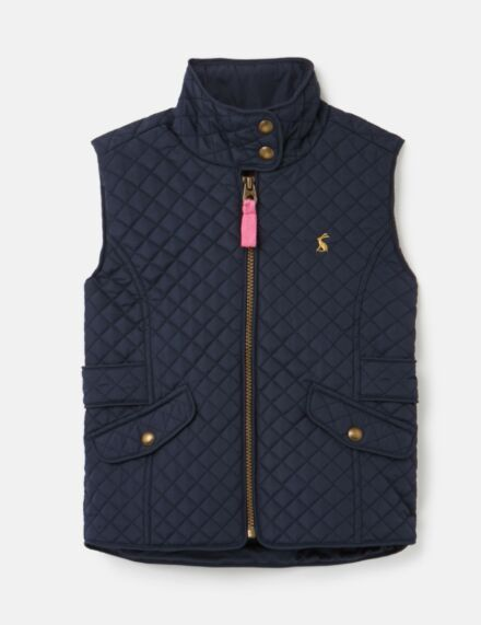 Joules Junior Jilly Gilet Navy
