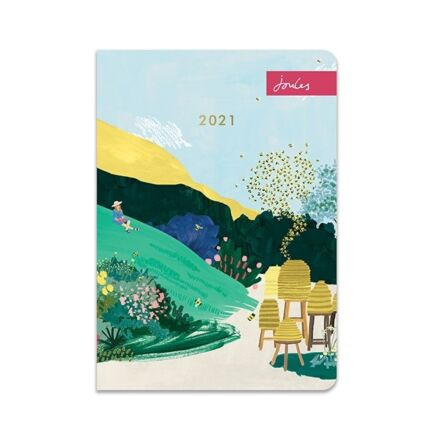 Joules A5 Diary 2021