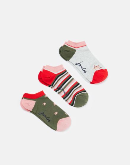 Joules Rilla Khaki Socks
