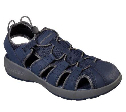Skechers Melbo - Journeyman 2 Navy/Grey