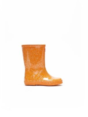 Hunter Original Kids First Giant Glitter Wellies Amber Creek