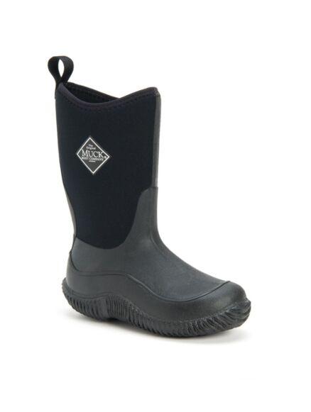 Muck Boot Kids Hale Boots Black