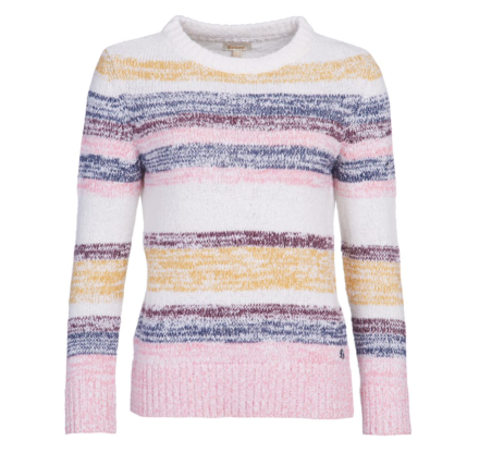 Barbour Auklet Knit Sweater Multi