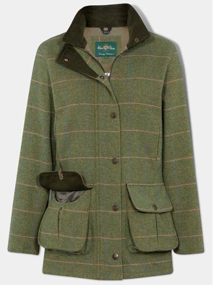 Alan Paine Rutland Coat Artichoke