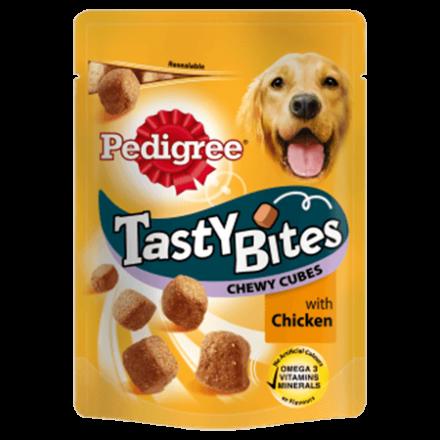 Pedigree Tasty Bites Chicken Cubes