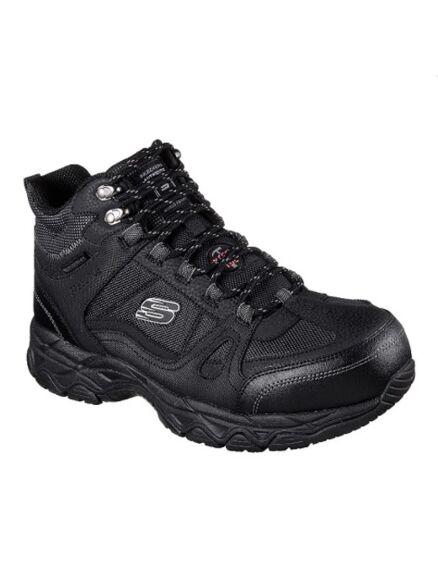 Skechers Men's Work: Ledom ST Boots Black