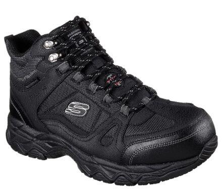 Skechers Work: Ledom ST Boots Black