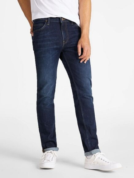 Lee Rider Jeans Dark Pool