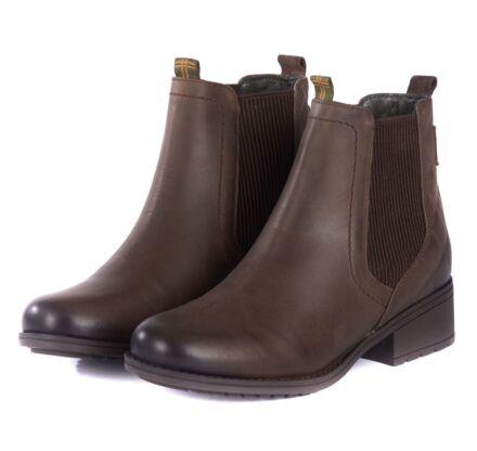 Barbour Rimini Chelsea Boot Brown