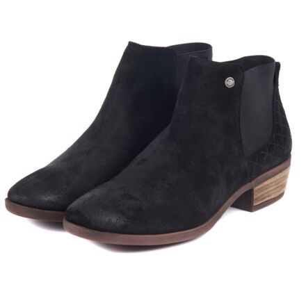 Barbour Vanessa Chelsea Boot Black