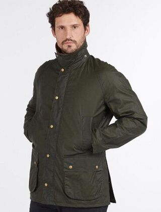 Barbour Lightweight Ashby Jacket Archive Olive