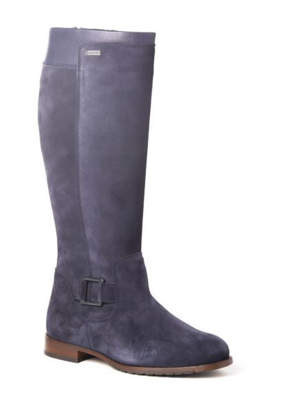 Dubarry Limerick Boot French Navy