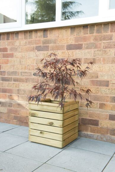 Forest Gardens Linear Planter - Square