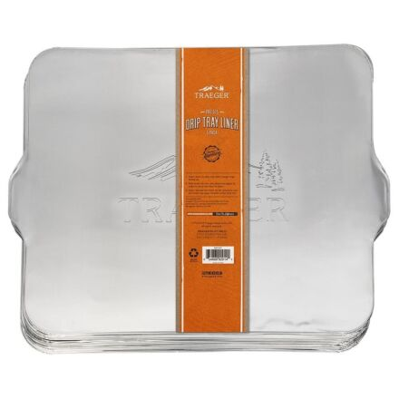 Traeger Drip Tray Liner Pro 575 Grill 5 Pack