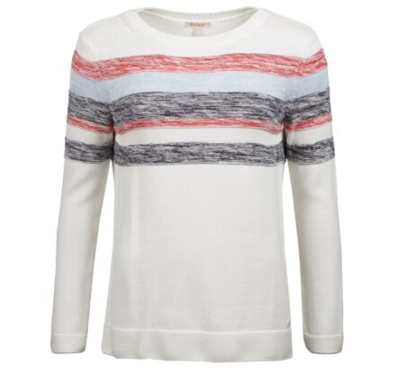 Barbour Skysail Sweater Off White