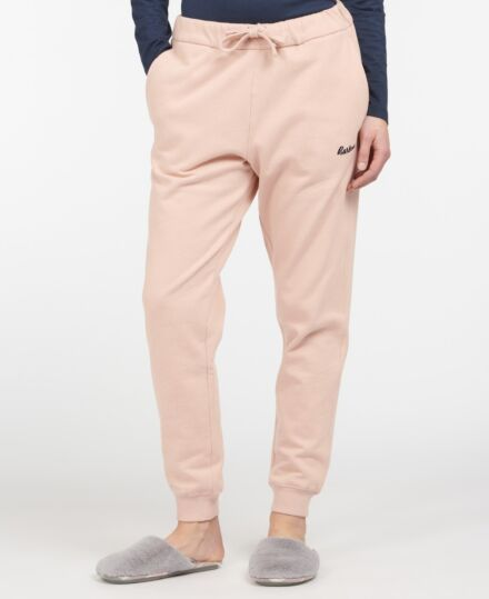 Barbour Rosie Lounge Joggers Rose Tan