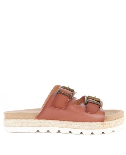 Barbour Lola Sandals Cognac