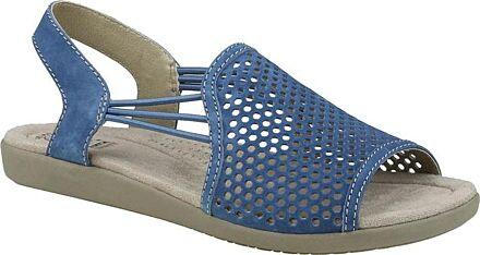 Earth Spirit Longbeach Sandals Colbalt Blue